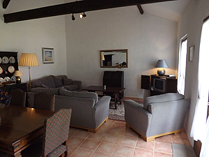 Accommodation Limousin - Lounge